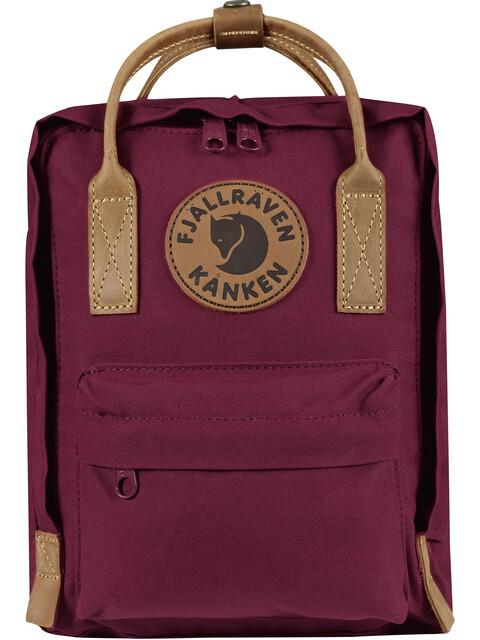 Fjällräven Kånken No.2 Mini Backpack Plum
